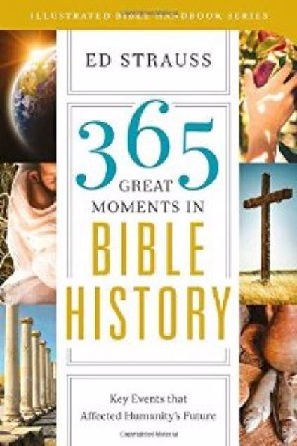 Picture of 365 Great Moments In The Bible History