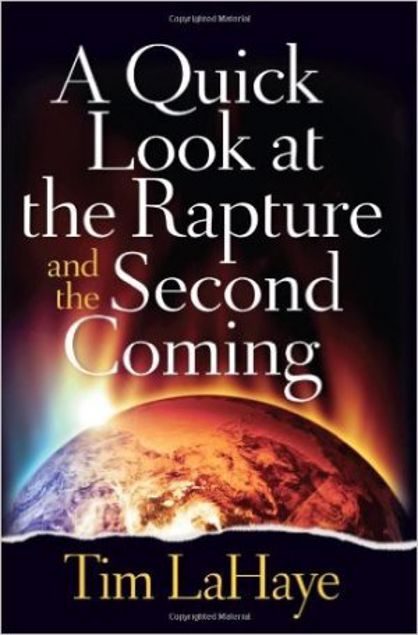 Picture of A Quick Look At The Rapture And The Second Coming
