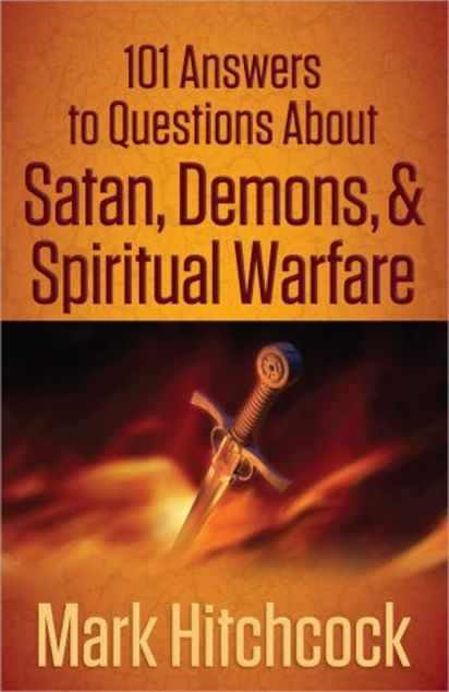 Picture of 101 Answer To Questions About Satan,Demons&Spiritual Warfare