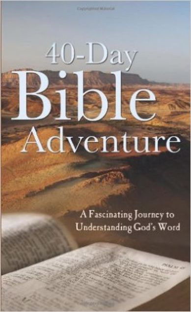 Picture of 40-Day Bible Adventure