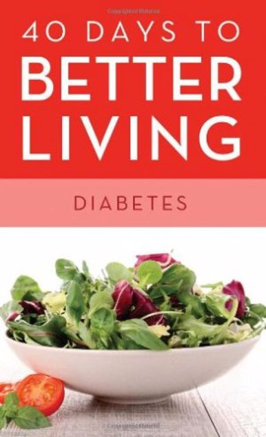 Picture of 40 Days To Better Living: Diabetes