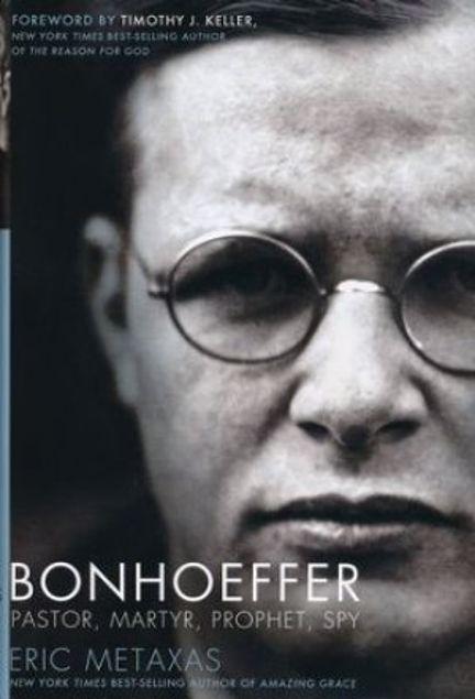 Picture of Bonhoeffer:Pastor,Martyr,Prophet, Spy