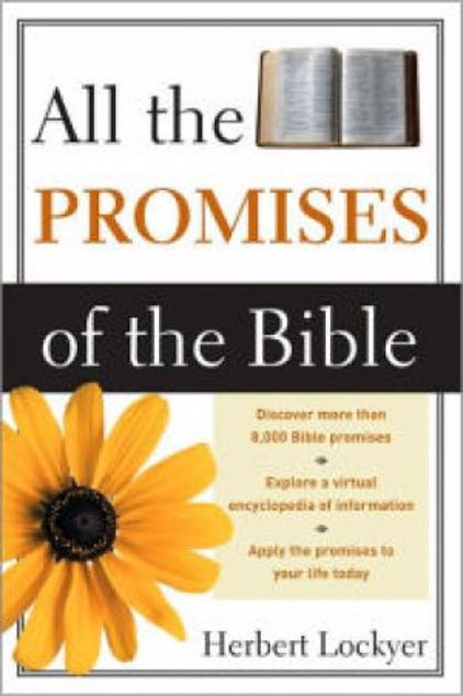 Picture of All The Promises Of The Bible