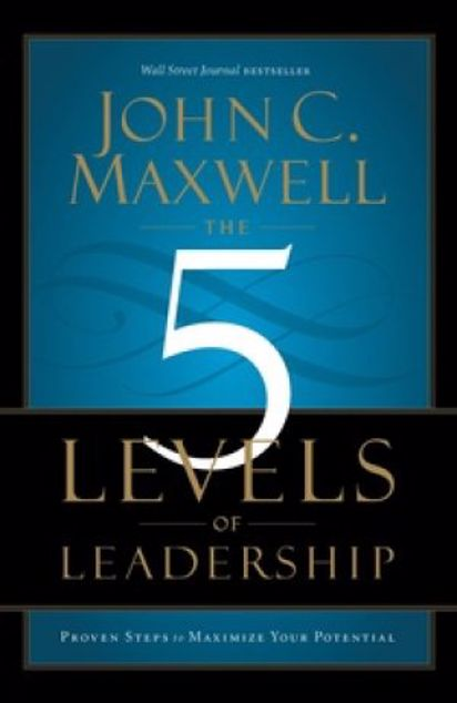 Picture of 5 Levels Of Leadership P/C