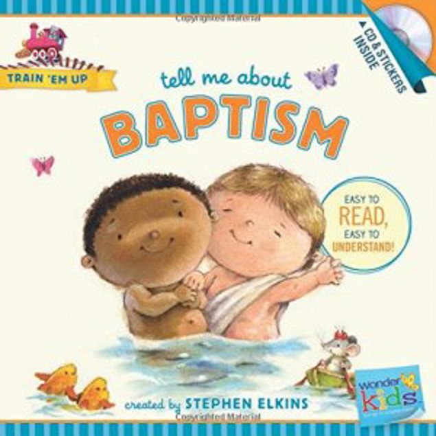 Picture of Tell Me About Baptism