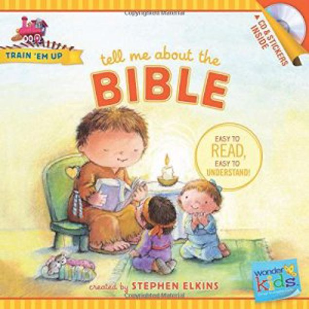 Picture of Tell Me About The Bible