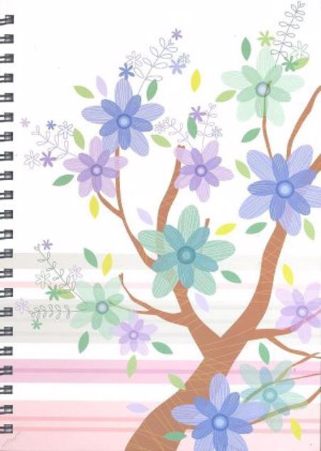 Picture of Flowery Lvl Journal