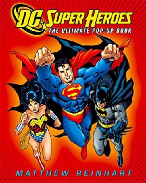 Picture of Dc Super Heroes: The Ultimate Pop-Up Book (Dc Comics)