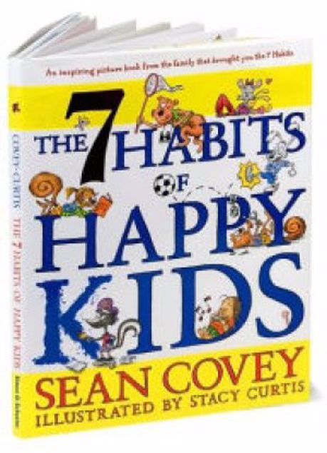 Picture of 7 Habits Of Happy Kids