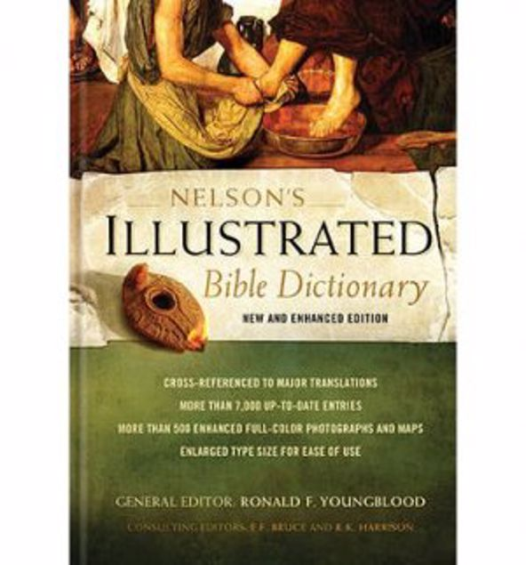 Picture of Nelson's Illustrated Bible Dictionary