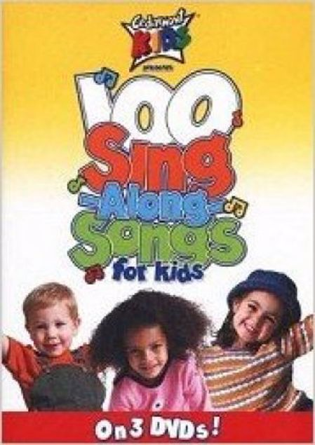 Picture of Cedarmount Kids Presents 100 Sing-Along-Songs For Kids (Dvd)