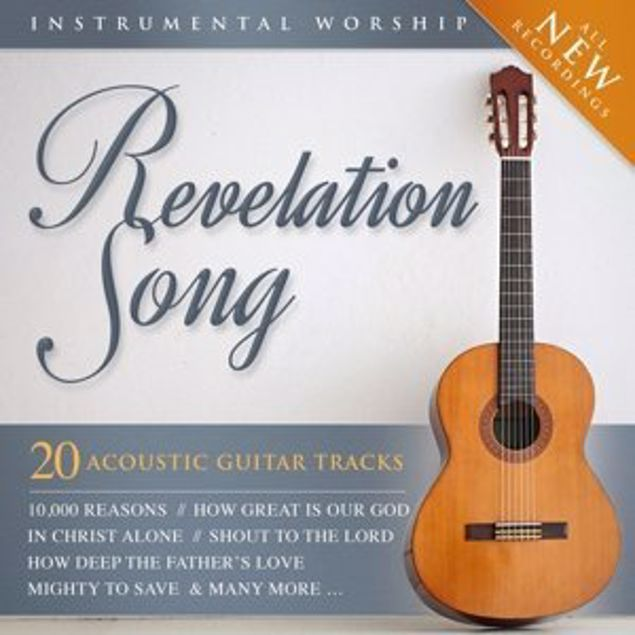 Picture of Revelation Song - Instrumental Worship