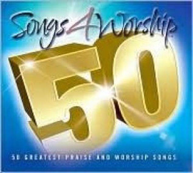 Picture of 50 Greatest Praise And Worship Songs