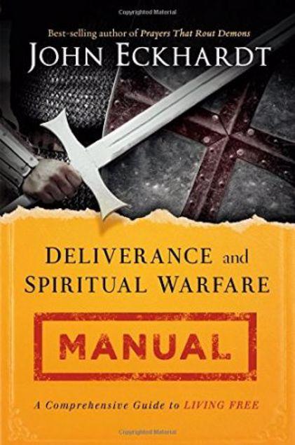 Picture of Deliverance And Spiritual Warfare