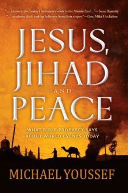 Picture of Jesus, Jihad And Peace