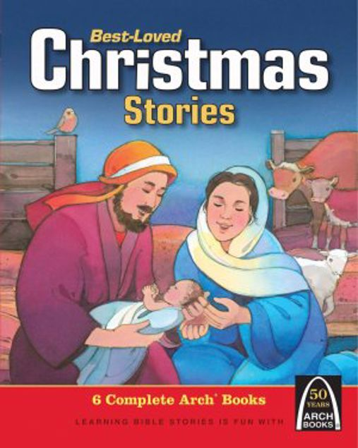 Picture of Best Loved Christmas Stories