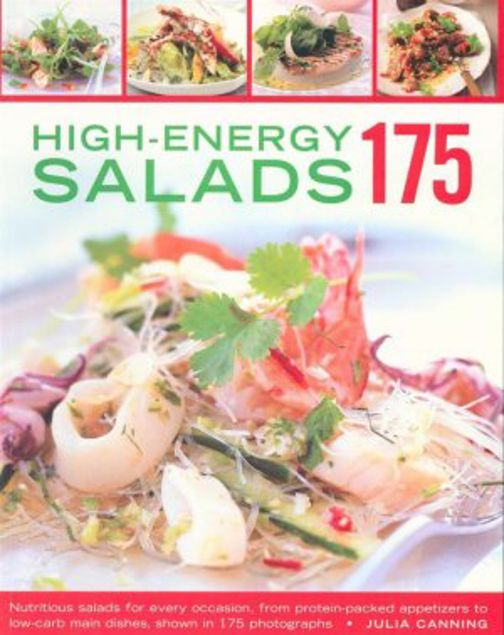 Picture of 175 High-Energy Salads