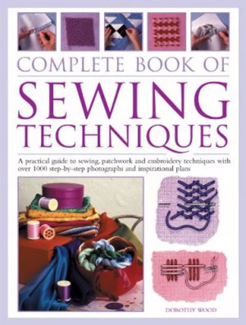 Picture of Complete Step-By-Step Book Of Sewing Techniques