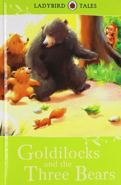 Picture of Ladybird Tales Goldilocks and Three Bears