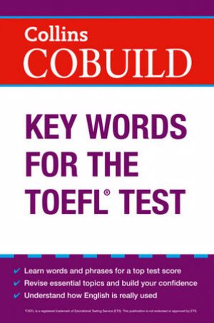 Picture of Cobuild Keywords For The Toefl Test