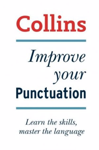 Picture of Collins Improve Your Punctuation
