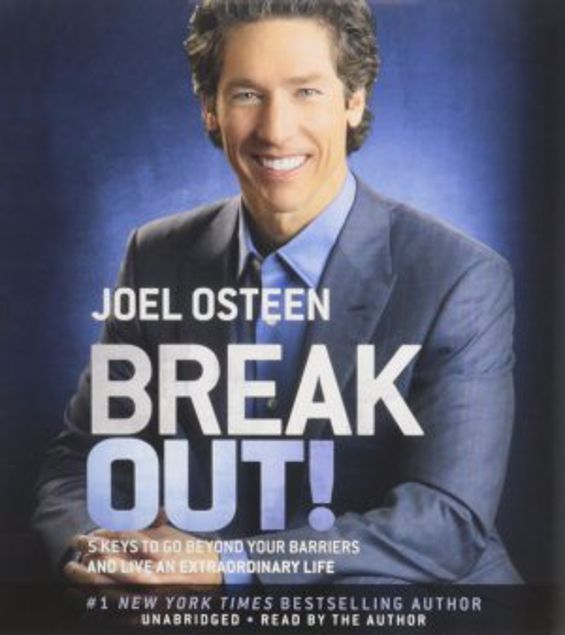 Picture of Break Out!: 5 Keys To Go Beyond Your Barriers And Live An Extraordinary Life