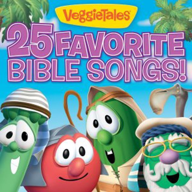 Picture of 25 Favorite Bible Songs!