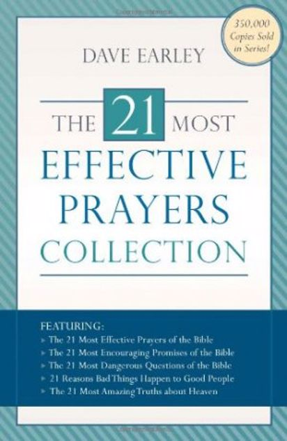 Picture of The 21 Most Effective Prayers Collection