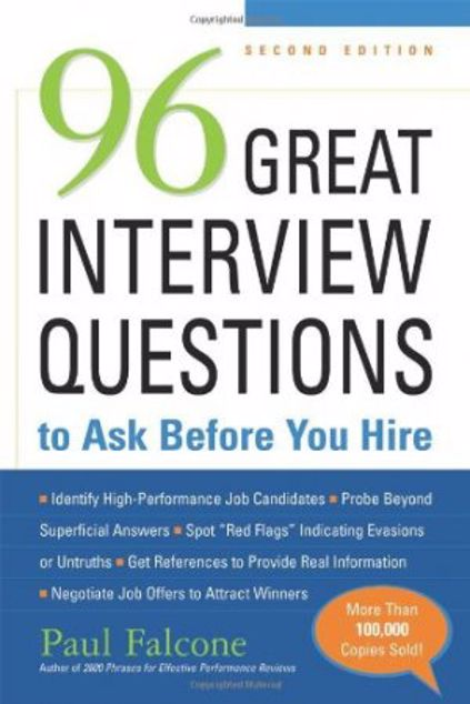 Picture of 96 Great Interview Questions To Ask Before You Hire