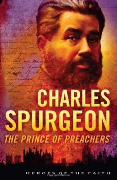 Picture of Charles Spurgeon-King/Preacher