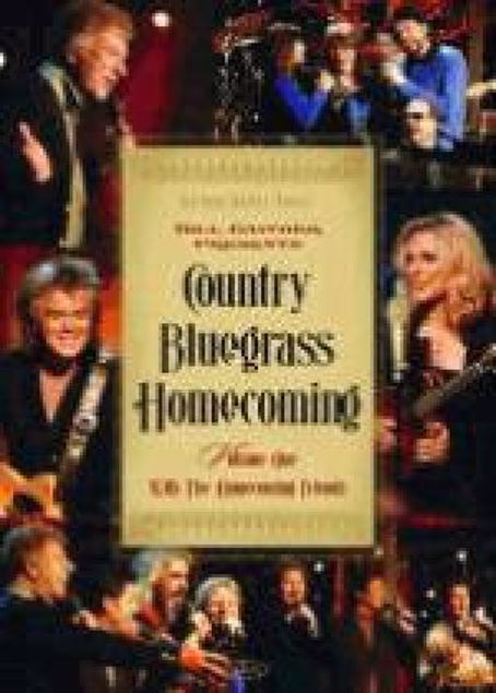 Picture of Country Bluegrass Homecoming Vol.1