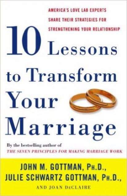 Picture of 10 Lessons/Transform/Marriage