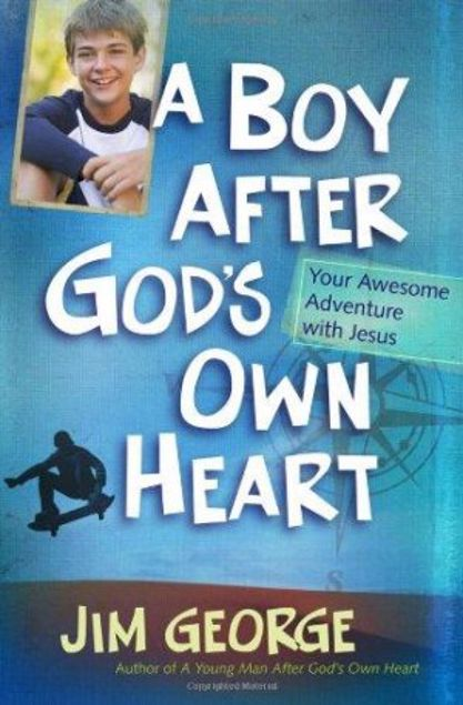 Picture of A Boy After God's/Heart