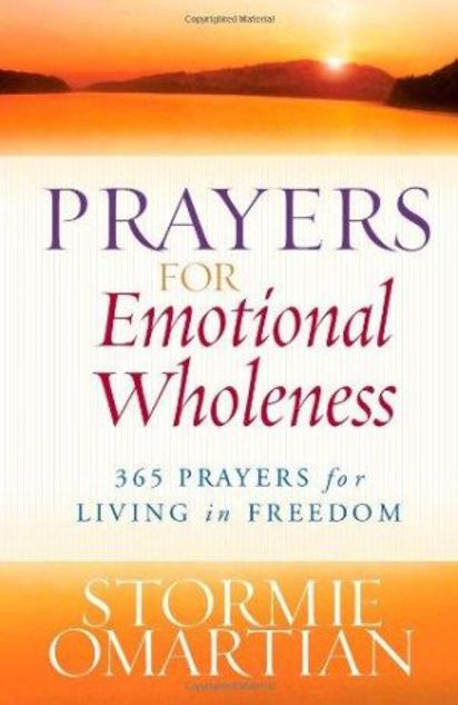 Picture of Prayers For Emotion/Wholeness