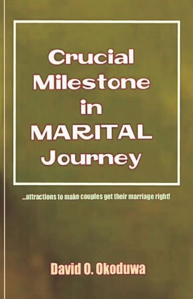 Picture of CRUCIAL MILESTONE IN MARITAL JOURNEY ...attractions to make couples get their marriage right.