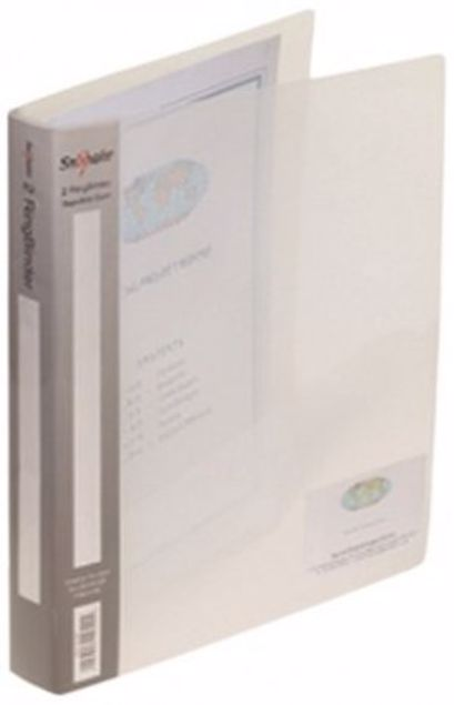 Picture of 2 Ringbinder A4 15Mm Clear