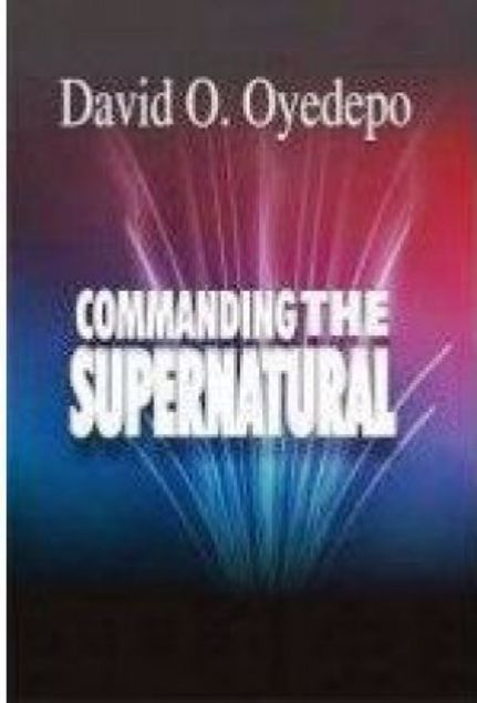 Picture of Commanding The Supernatural