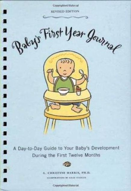 Picture of Baby's 1St Year Journal: Revised (Baby Record Book)