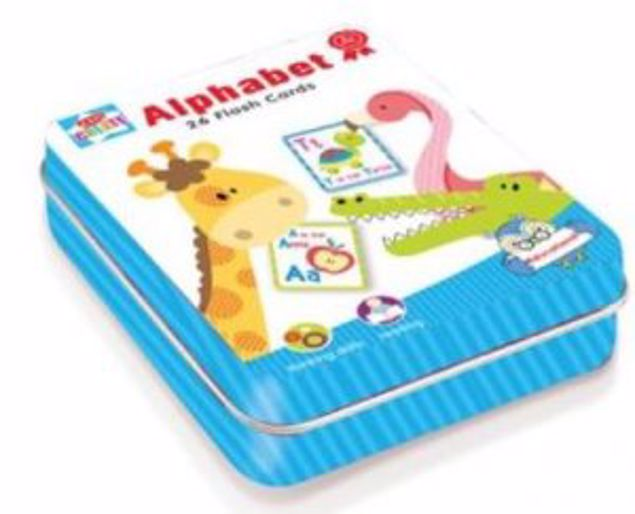 Picture of Alphabet Cards: 26 Flash Cards