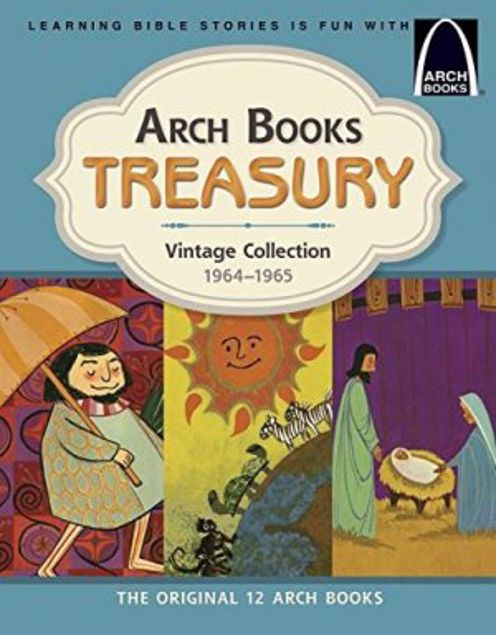 Picture of Arch Books Treasury: Vintage Collection, 1964-1965