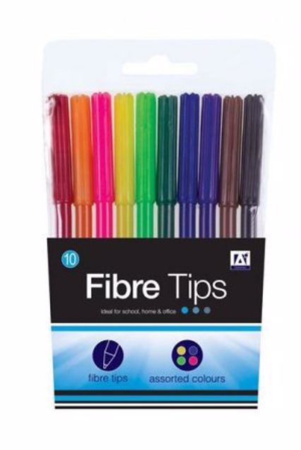 Picture of 10 Fibre Tips (Ftc/1)