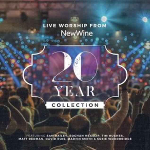 Picture of 20 Year Collection - Live Worship From New Wine
