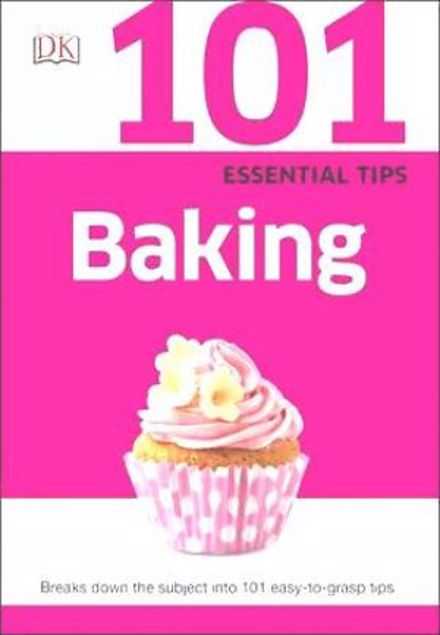 Picture of 101 Essential Tips Baking