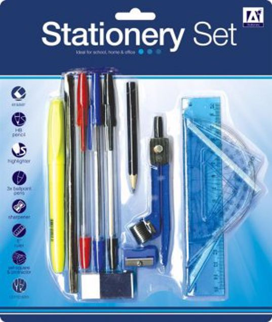 Picture of Jumbo Stationery Set (Sser)