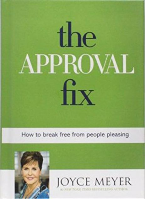 Picture of The Approval Fix: How To Break Free From People Pleasing