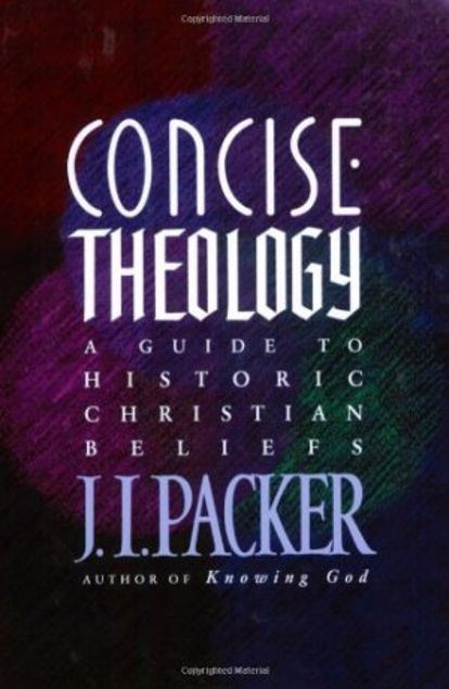 Picture of Concise Theology