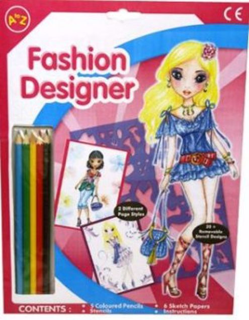 Picture of A To Z Fashion Designer