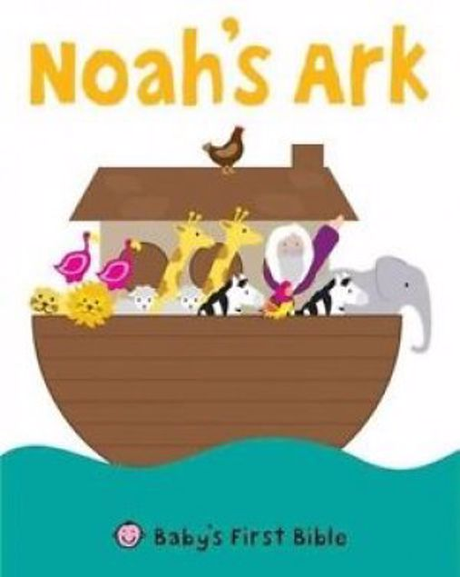 Picture of Noah's Ark (Baby's First Bible)