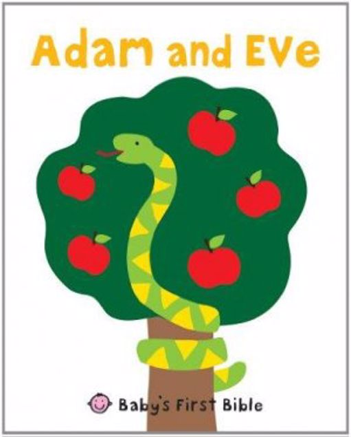 Picture of Adam And Eve (Baby's First Bible)