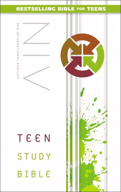 Picture of Niv, Teen Study Bible